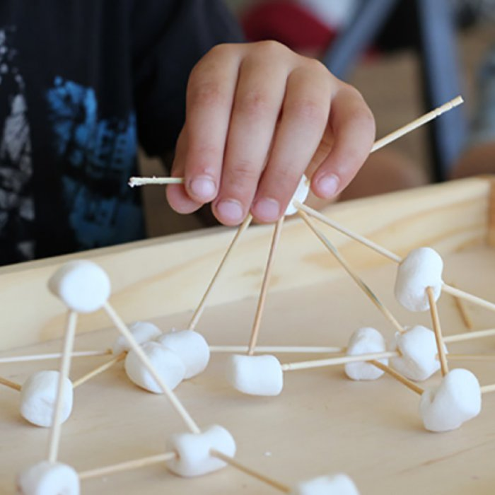 STEM-marshmallow challenge-for summer