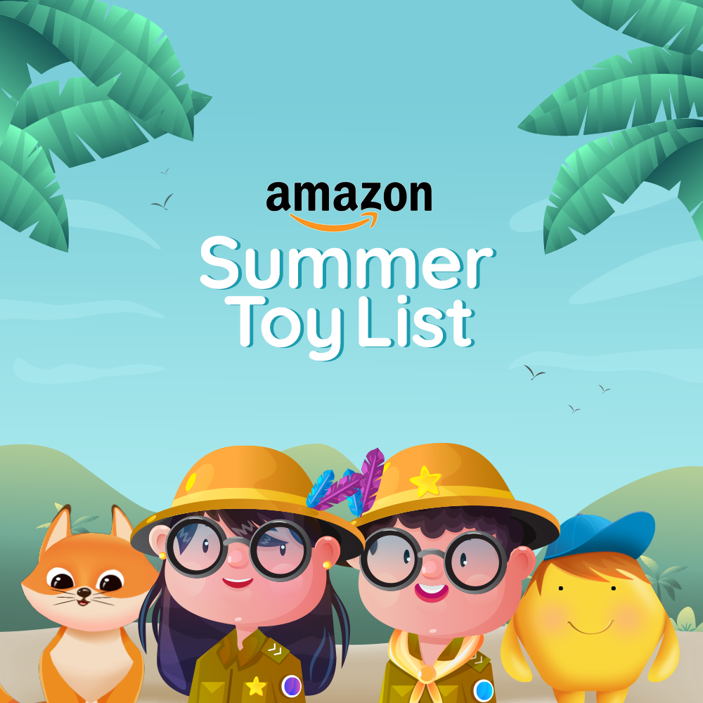 playshifu amazon summer toy list