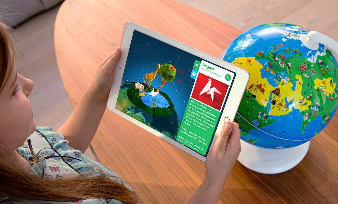 Shifu-Orboot-AR-globe-educational